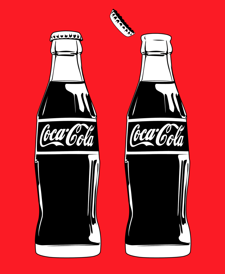 Coca cola ads images amp pictures becuo - Coke Art Graphic Corner Free Coca Cola Vector Art Images Graphics