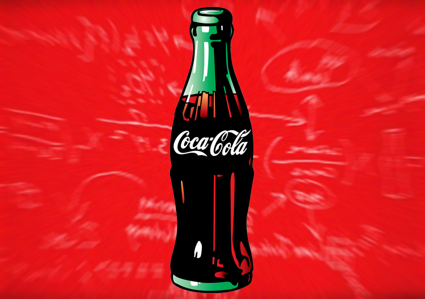 Coca-Cola's Secret Formula for Happiness « Coca-Cola Art Gallery
