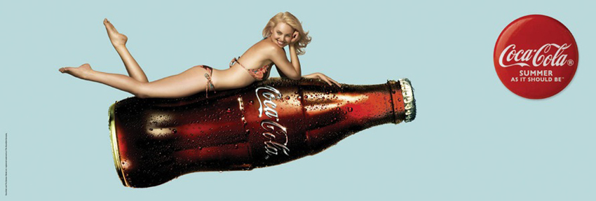 Tags Coca Cola Coke Advertising Australia Beach Bikini Campaign Bottle Side Of Life Girl Girls Holidays