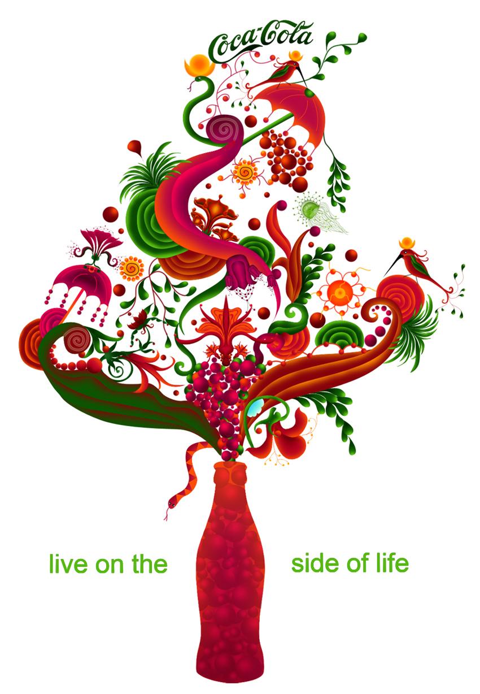 Graphic Design | Coca-Cola Art Gallery | Page 3