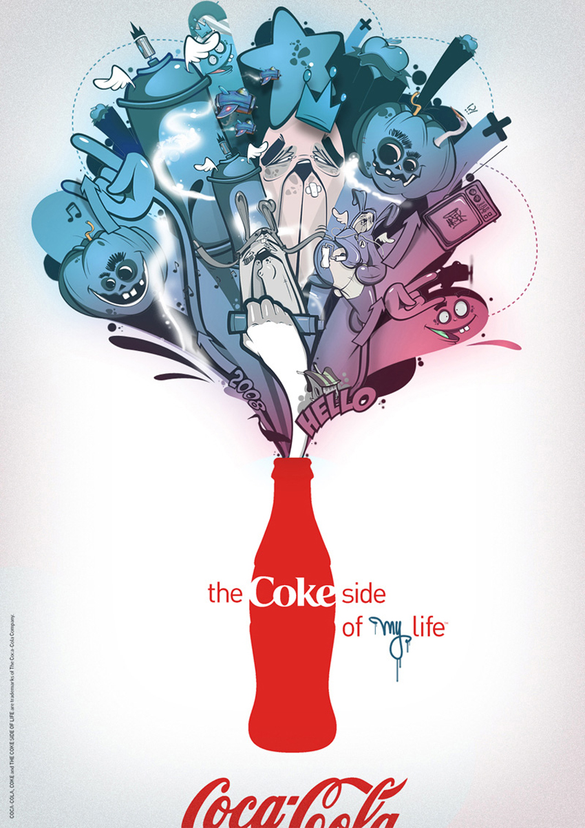 the coke side of life The lighter side of life 434 likes 1 talking about this life is full of humor a funny incident here and a one liner there let us share some serious.