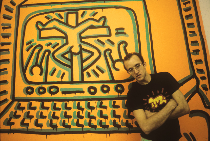 Top 10 Things to Know About Keith Haring | Lofty Blog | The ...