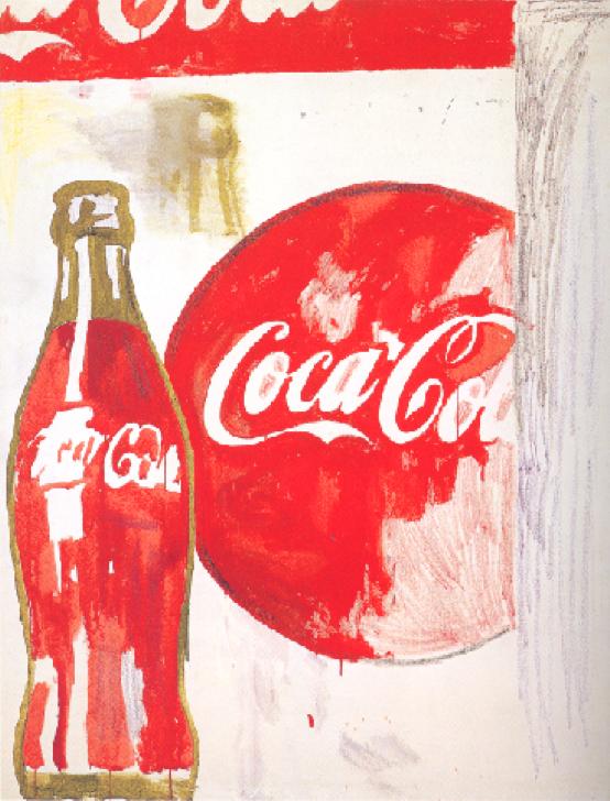 andy warhol pop art coca cola - photo #11
